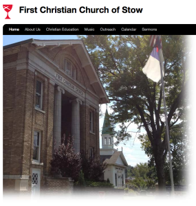 First Christian Church of Stow